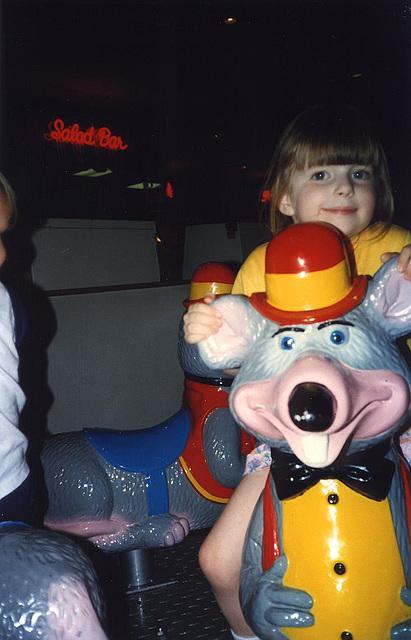 Kristin on Chuckie.BMP