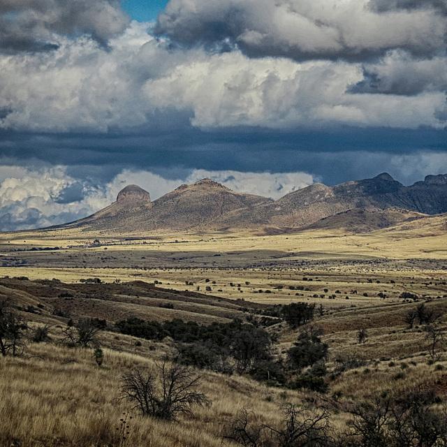 Mustang Mountains