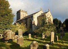 Falstone Church, Northumberland