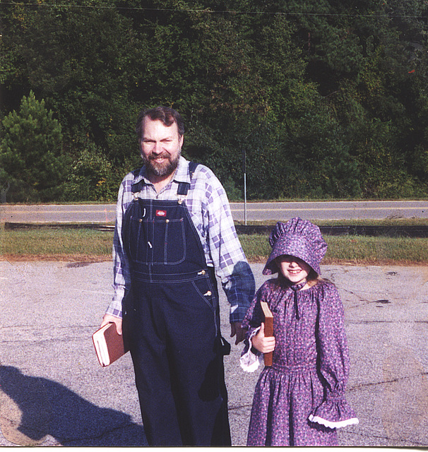 Old Fashioned Day at Kings Grove Baptist Church, 2000