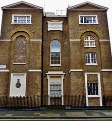 st.marylebone school, wyndham place, london