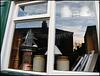 Bookbinders' window