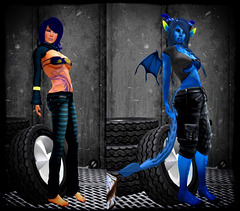 Glamour and Dragon