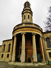 st. mary, wyndham place, london