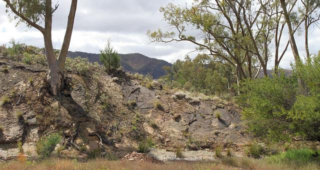 Glass Gorge, Flinders Ranges