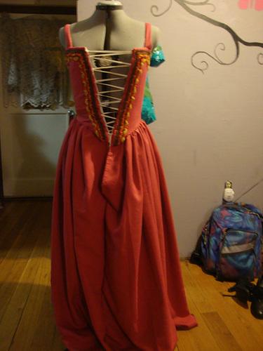Italian Dress 001