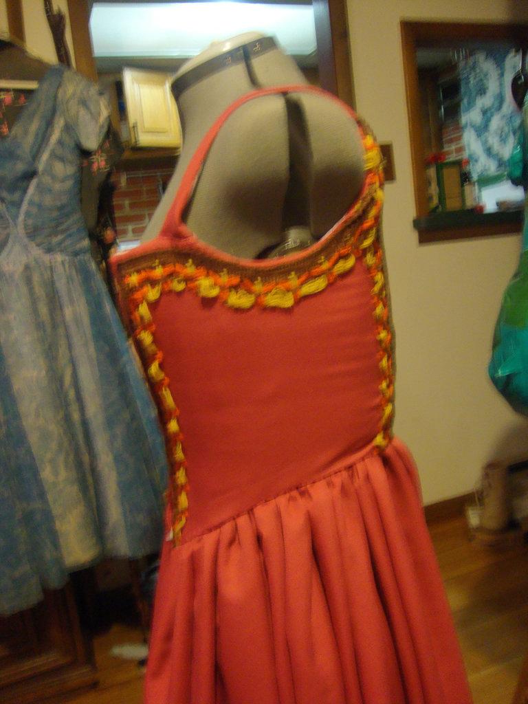 Italian Dress 004