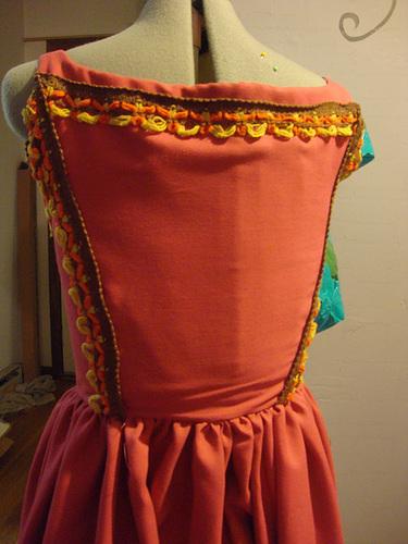 Italian Dress 008