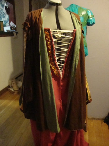 Italian Dress 009