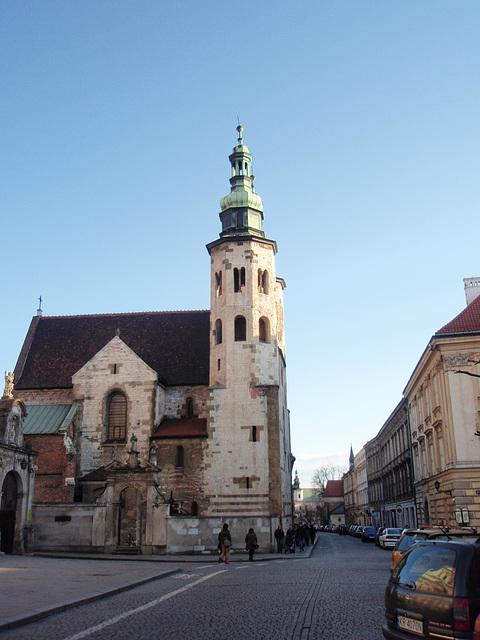 Kraków -- ul. Grodzka