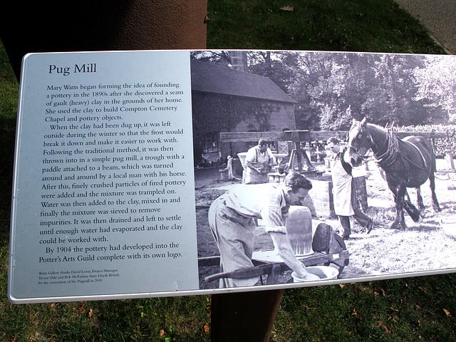 Pug Mill