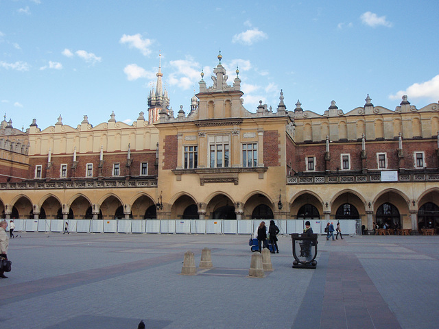 Kraków -- Sukiennice