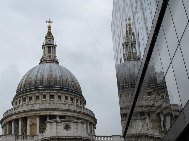 Dome Reflected 2