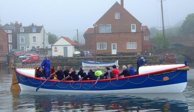 WR - boat afloat
