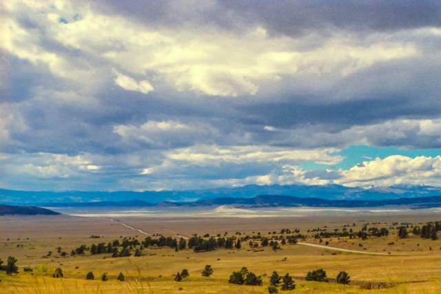 Prairie ... Colorado Route 9, Sept. 22nd, 1990