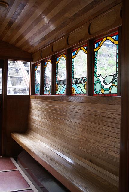 SCL - new interior