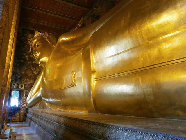 Wat Pho (Temple du Bouddha couché à Bangkok)