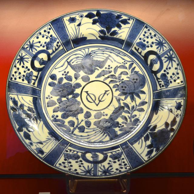 Oxford 2013 – Ashmolean Museum – Delftware for the VOC