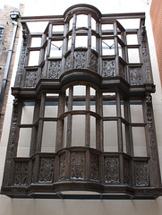 Pindar Facade