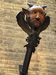 Medieval Lucifer