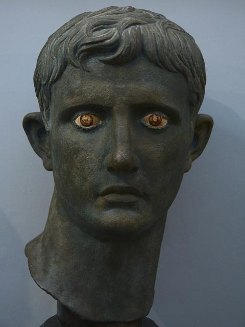 Oxford 2013 – Ashmolean Museum – Augustus