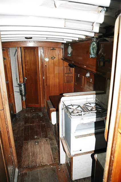 MF - old galley