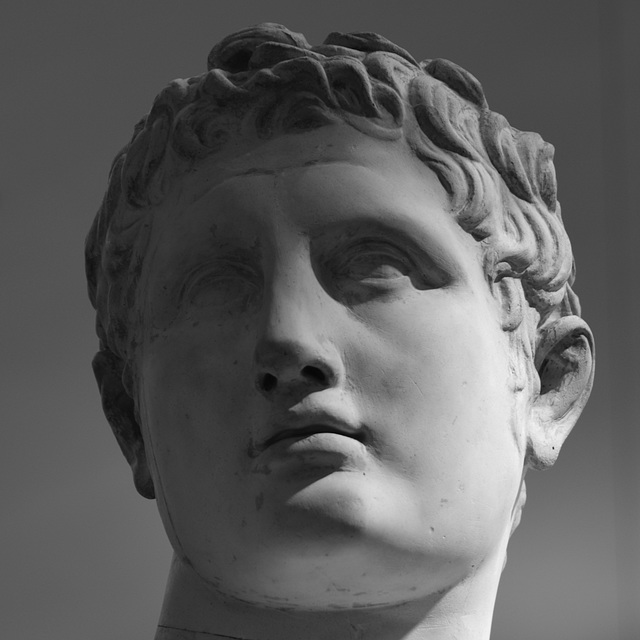 Oxford 2013 – Ashmolean Museum – Apoxyomenos