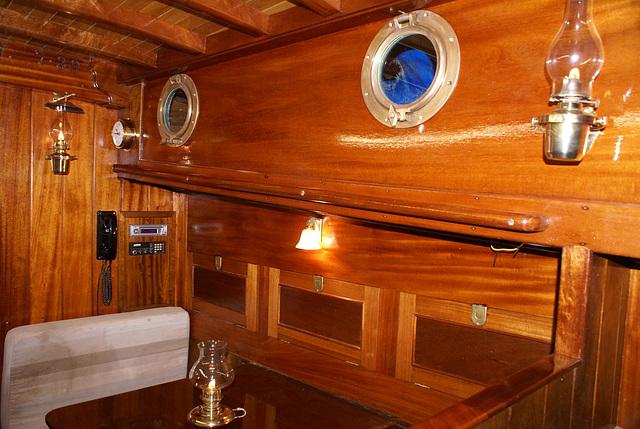 MF - cabin close up