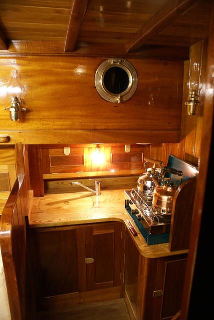 MF - rebuilt galley