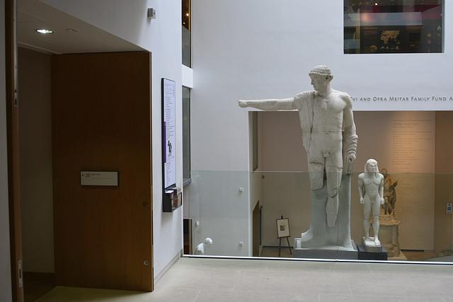 Oxford 2013 – Ashmolean Museum – That way