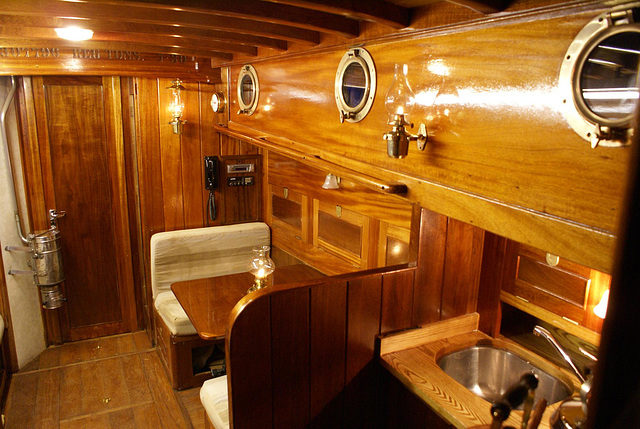 MF - full cabin, forward, after refit