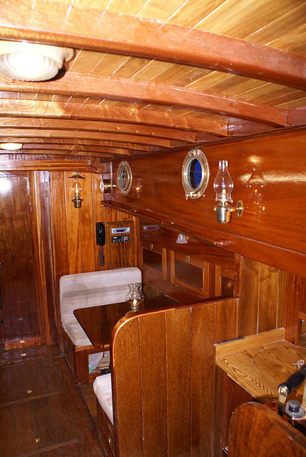 MF - cabin and galley