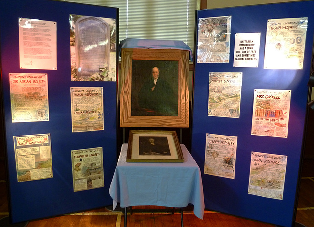Heritage Open Day display