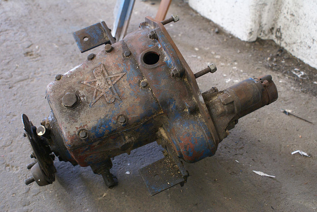 CSB - gearbox