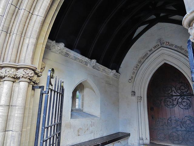 st.stephen rochester row, westminster, london