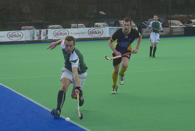 Pembroke vs Fingal 250114