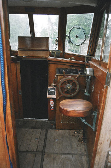 MF - old wheelhouse