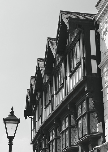 Upper Half of the Town Warden Building