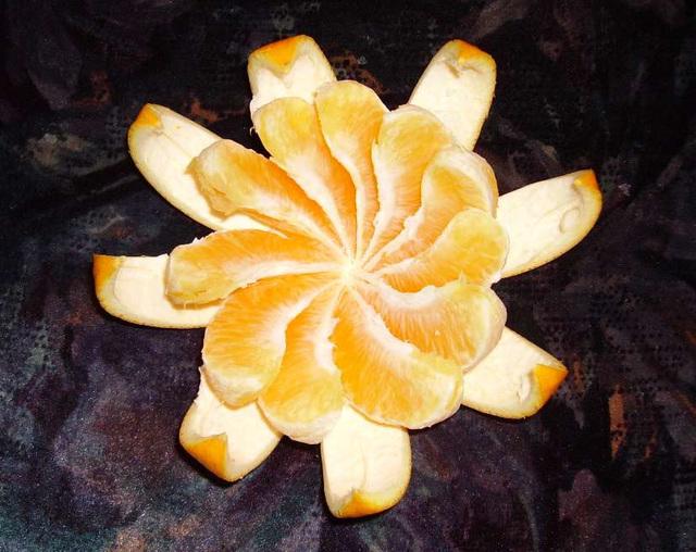 O&S - orange peeled