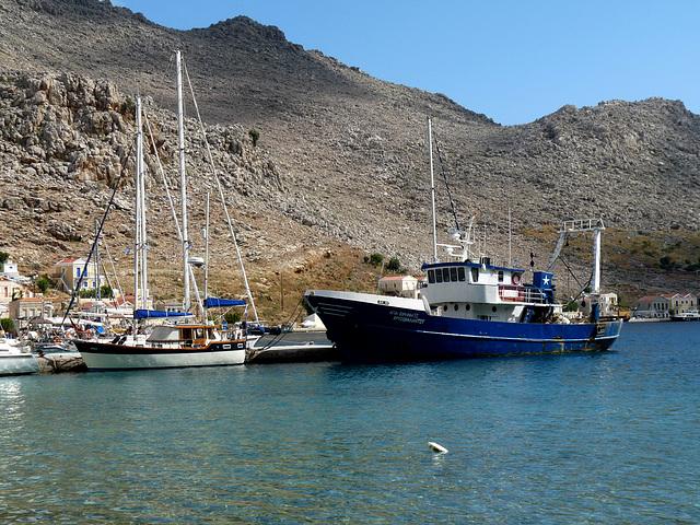 Symi- Pedi Bay