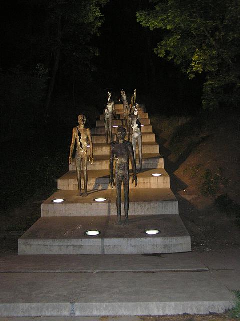 Denkmal für die Totalitarismusopfer