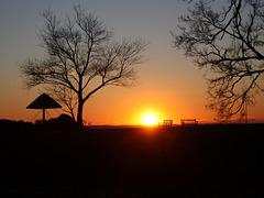Frigid Sunrise