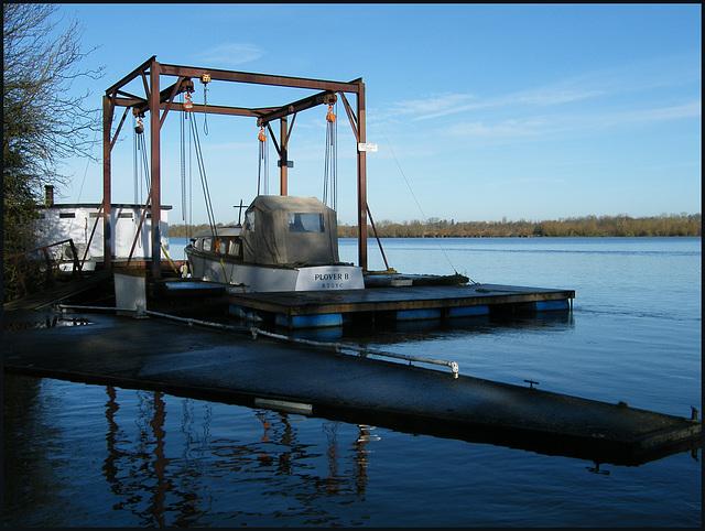 boatyard gantry