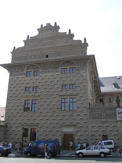 Schwarzenberg Palast, Prag