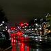 A Rainy Evening on Broad Street