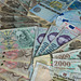 Getting familiar with foreign currency bank notes