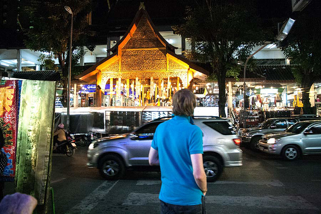 night in Chiang mai