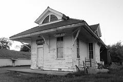 Dale, Illinois Train Depot