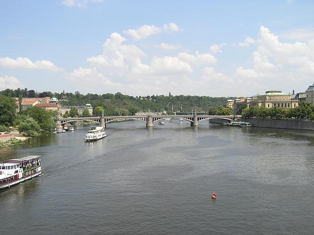 Praha -- Vltava