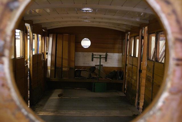 BM FC - interior cleared